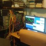 Un server adibito a trading con 60 computer al suo interno