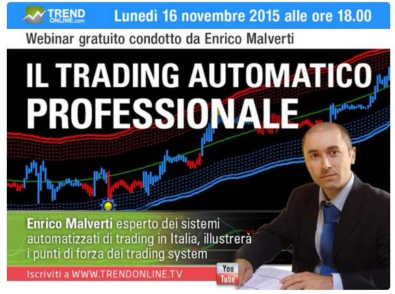 Webinar Trendonline: i trading system