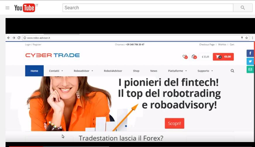 WideTrader: il software per il robotrading