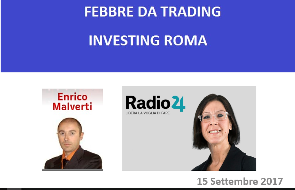 Febbre da trading: slides