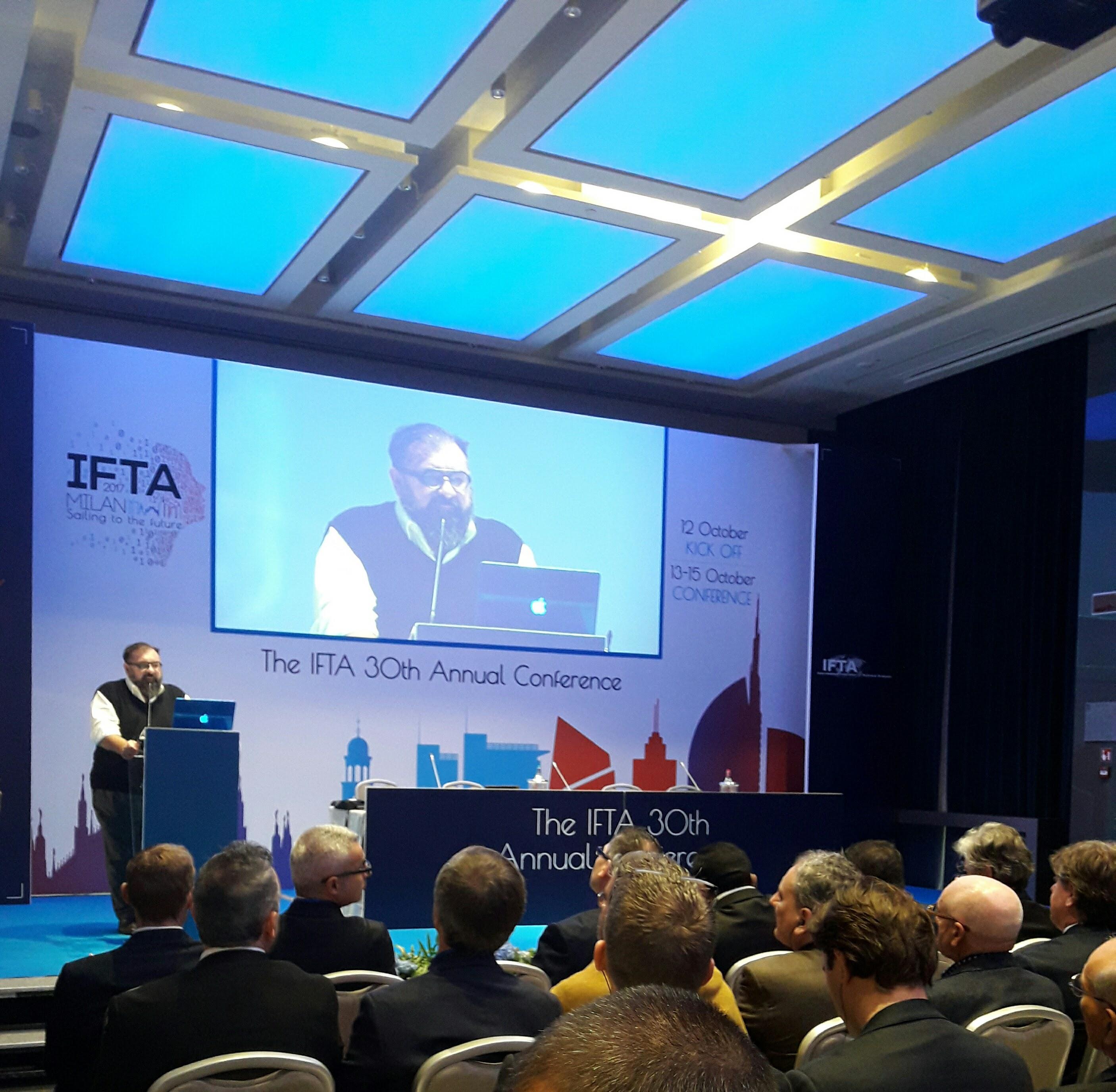 IFTA2017: a bis success!