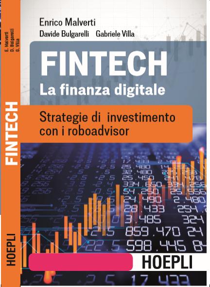 """E' uscito: """"FINTECH: la finanza digitale"""""""