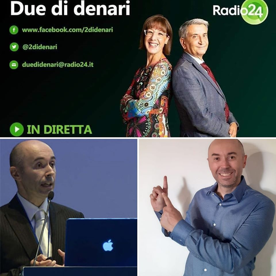 Meteoborsa, Radio24 – 4 Maggio 2020