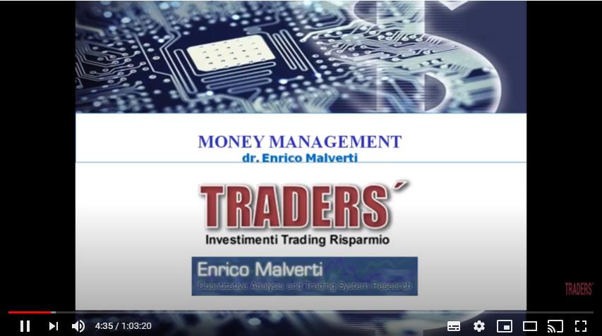 I Segreti di un Money Management efficace